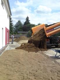 sand kies splitt w rzburg stadt baustoffe. Black Bedroom Furniture Sets. Home Design Ideas