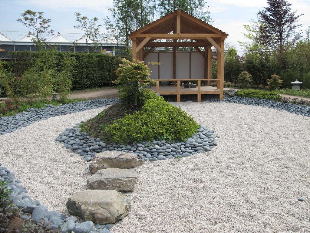 Top Wie legt man einen Kiesgarten an - Baustoffe & SchüttgutBaustoffe &OR_84