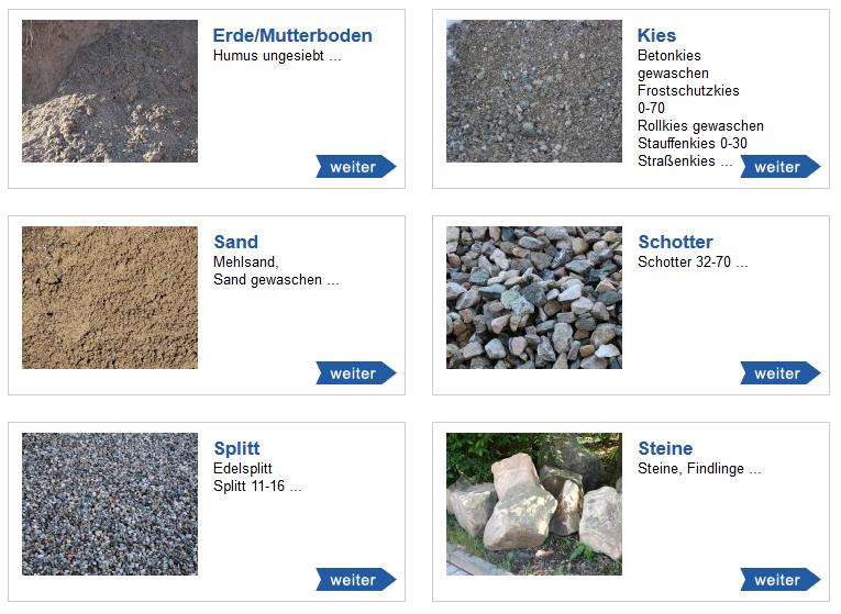 Turbo Baustoffe & Schüttgut - Baustoffe in Heim, Bau & GartenBaustoffe ZE92